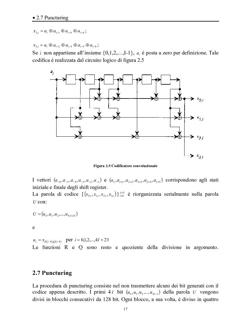 Anteprima della tesi: Sistemi DAB/DVB-T, Pagina 13