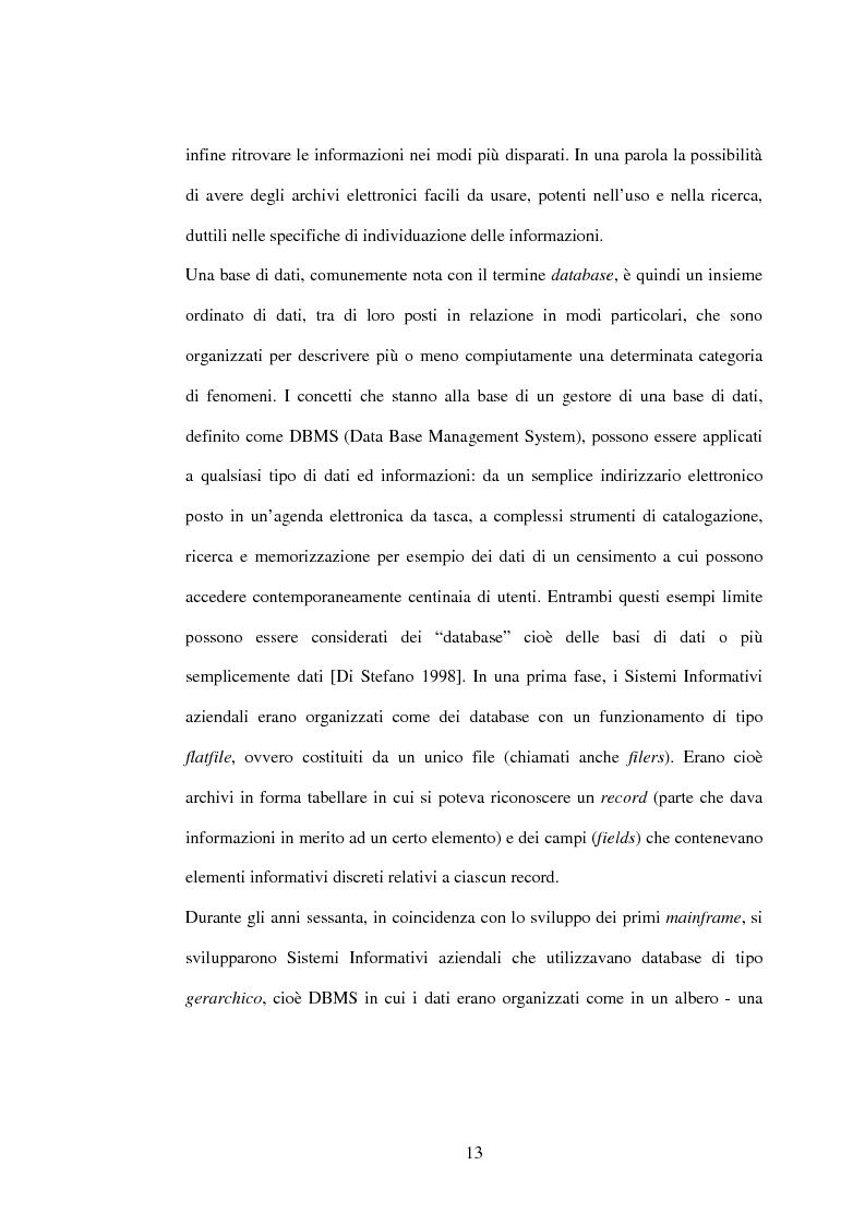Anteprima della tesi: I sistemi gestionali integrati, con particolare riferimento a SAP R/3, Pagina 9