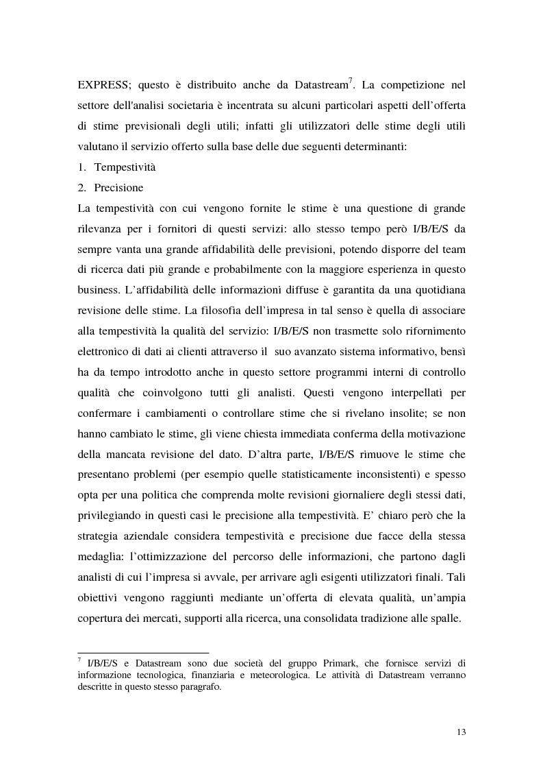 Anteprima della tesi: Utili di consenso: metodologie di formazione e criteri di utilizzo, Pagina 8