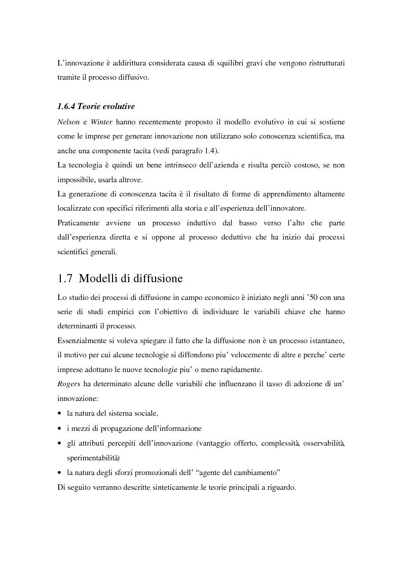 Anteprima della tesi: La diffusione dei nuovi mezzi di comunicazione nella media industria italiana, Pagina 12