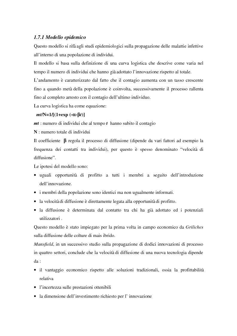 Anteprima della tesi: La diffusione dei nuovi mezzi di comunicazione nella media industria italiana, Pagina 13
