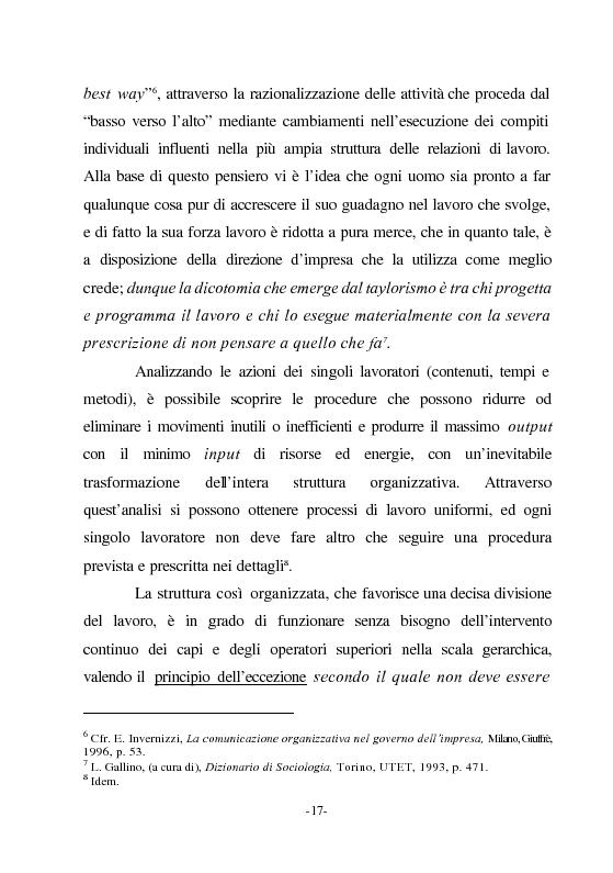 Anteprima della tesi: Le nuove vie del Giubileo. Il ruolo delle reti nell'agenzia romana, Pagina 13