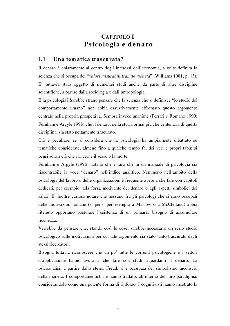Anteprima della tesi: L'euro: aspetti psicosociali dell'introduzione della moneta unica europea, Pagina 4