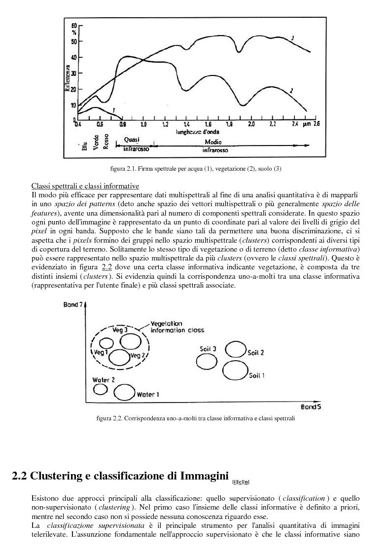 Anteprima della tesi: La classificazione di immagini telerilevate mediante reti neurali fuzzy Artmap: tecniche di apprendimento incrementale, Pagina 7