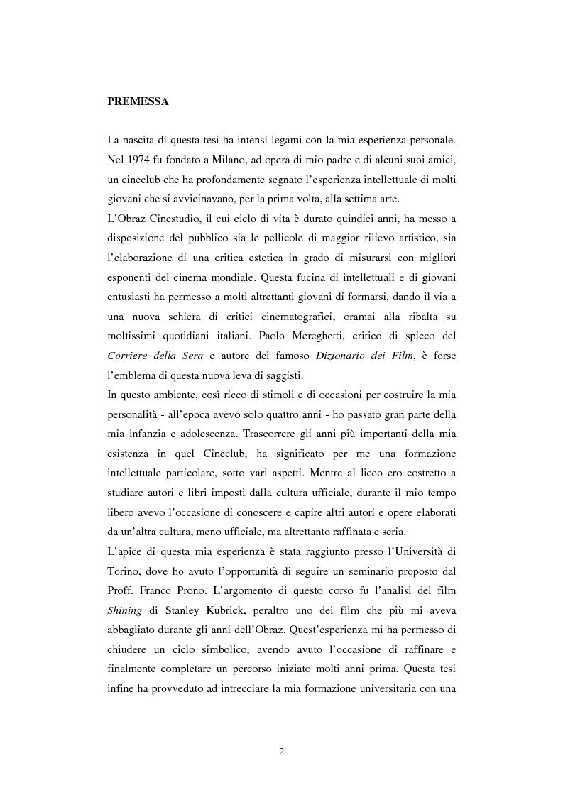 Anteprima della tesi: Formazione alla teamleadership: analisi delle dinamiche di gruppo nel film Deliverance di John Boorman, Pagina 1