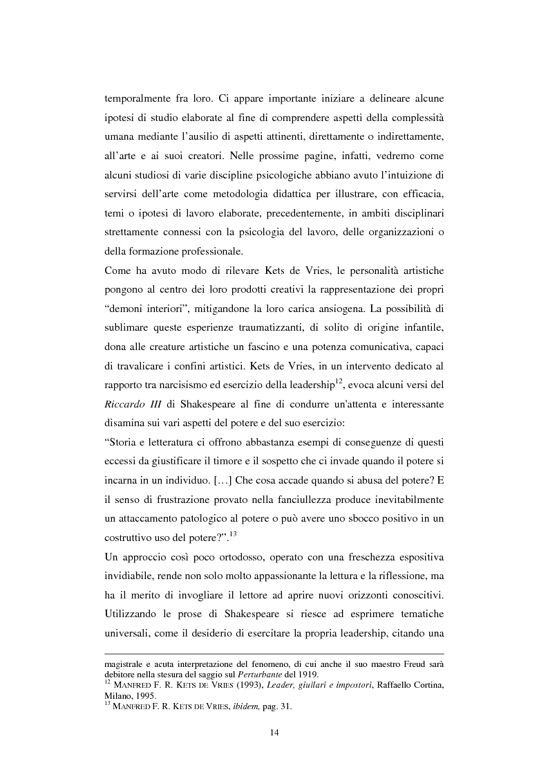 Anteprima della tesi: Formazione alla teamleadership: analisi delle dinamiche di gruppo nel film Deliverance di John Boorman, Pagina 13