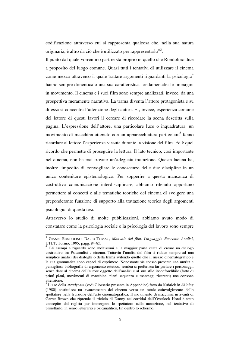 Anteprima della tesi: Formazione alla teamleadership: analisi delle dinamiche di gruppo nel film Deliverance di John Boorman, Pagina 5