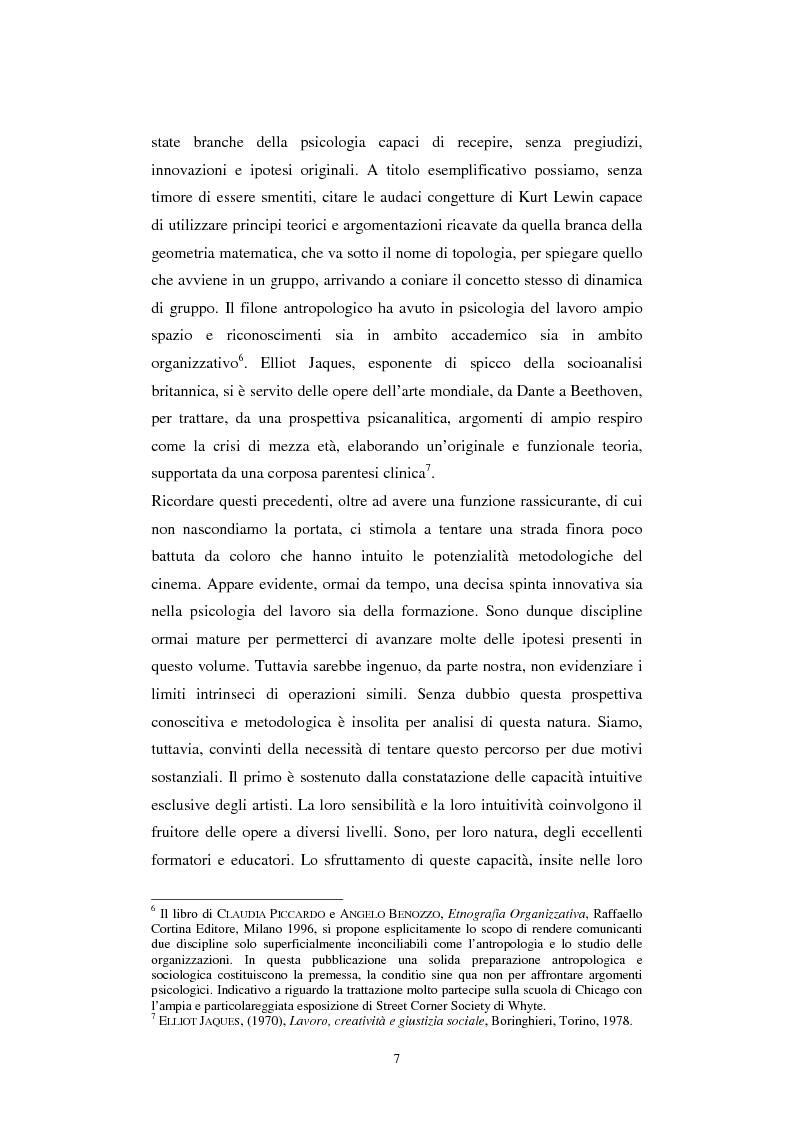 Anteprima della tesi: Formazione alla teamleadership: analisi delle dinamiche di gruppo nel film Deliverance di John Boorman, Pagina 6