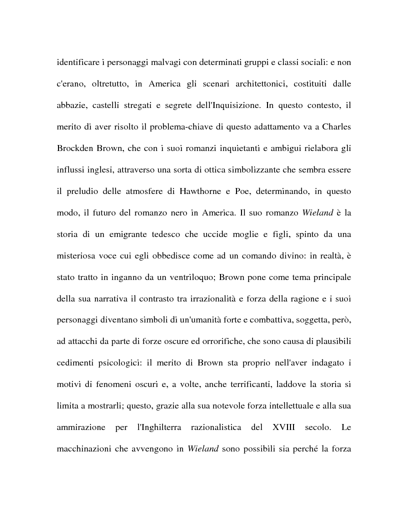 Anteprima della tesi: Il mostruoso in H.P. Lovecraft e Stephen King, Pagina 13
