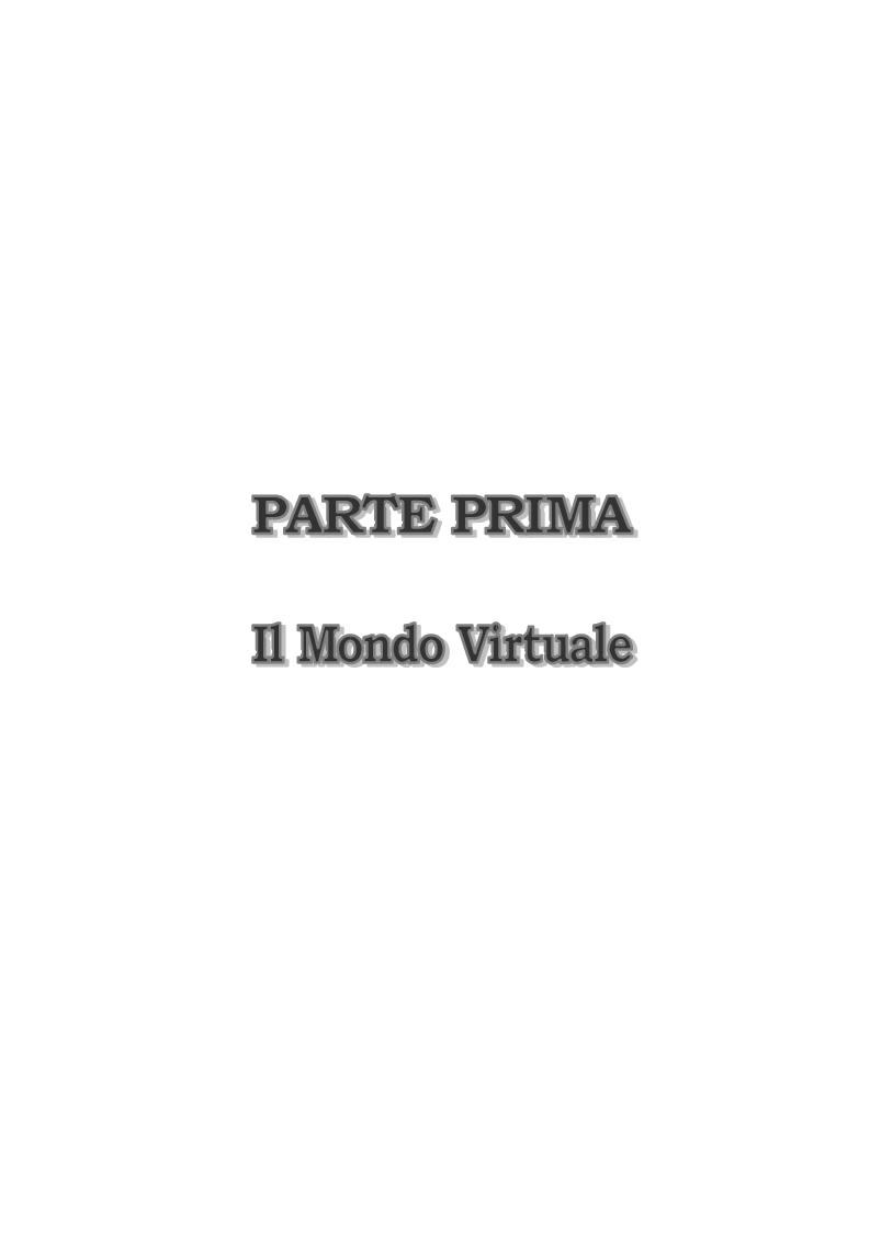 Anteprima della tesi: La comunicazione nelle comunità virtuali. Il chattista alla ricerca di Sè., Pagina 7