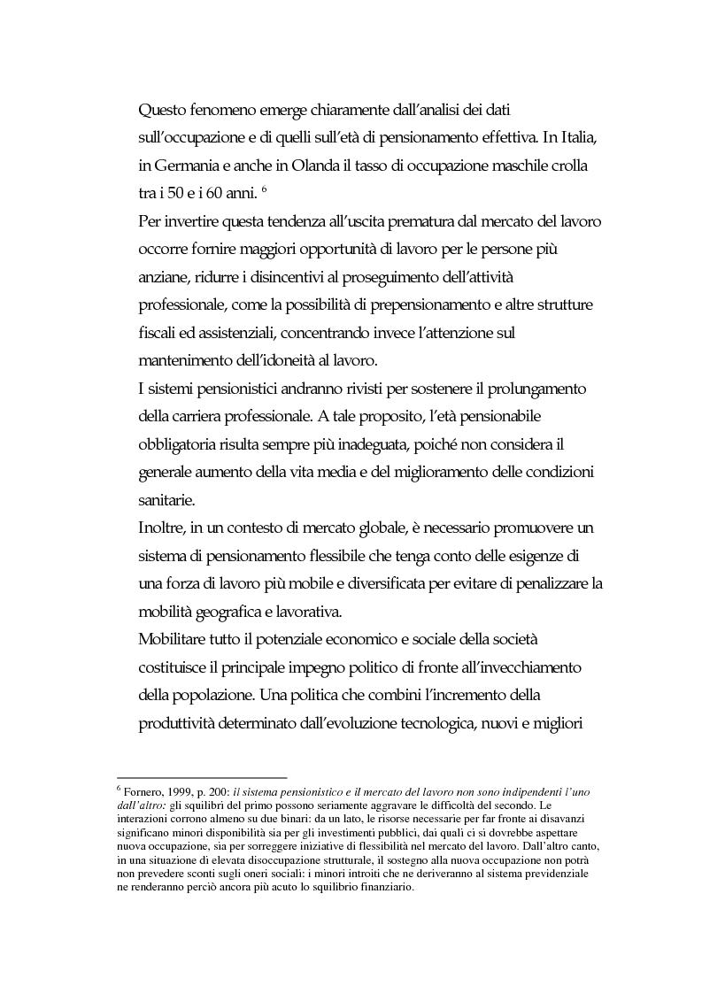 Anteprima della tesi: I fondi pensione: finora e in futuro, Pagina 12