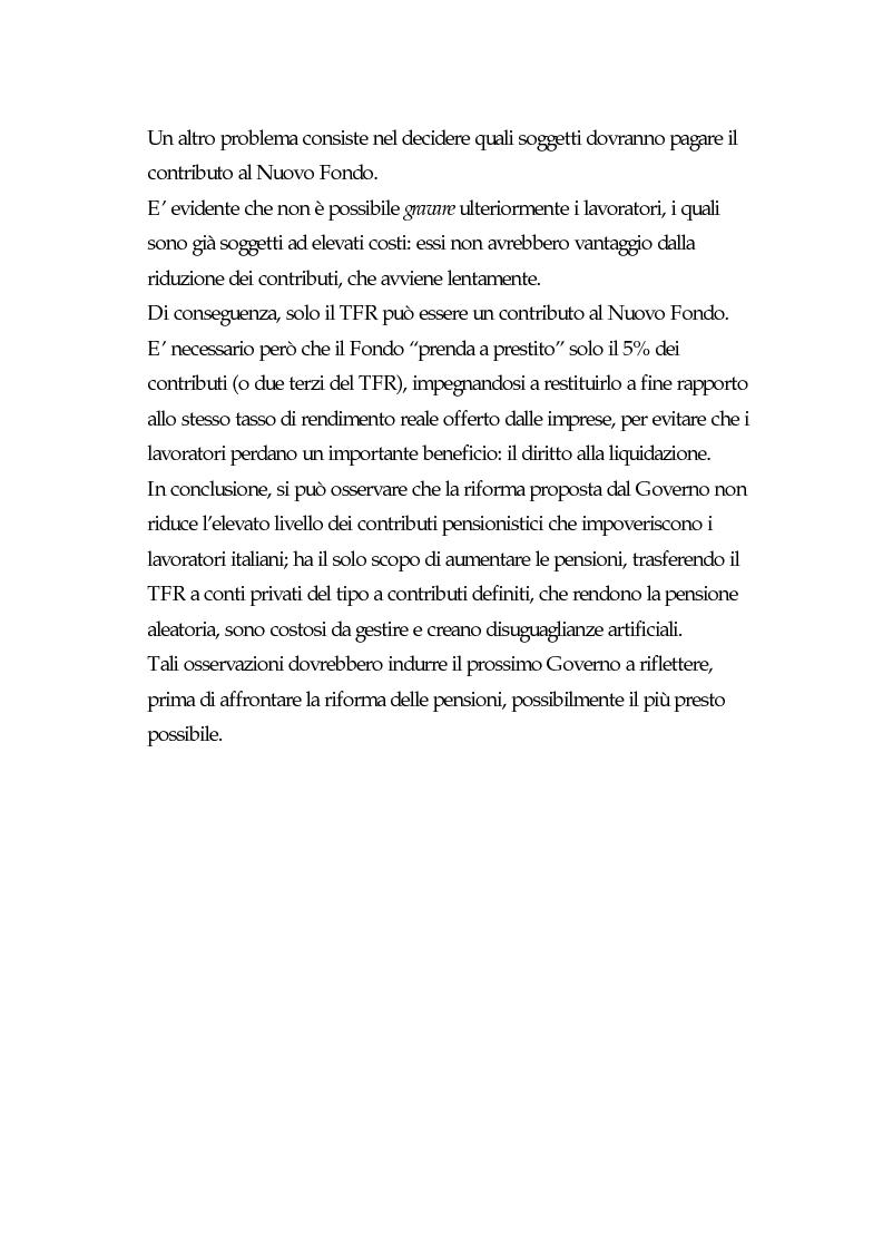 Anteprima della tesi: I fondi pensione: finora e in futuro, Pagina 3