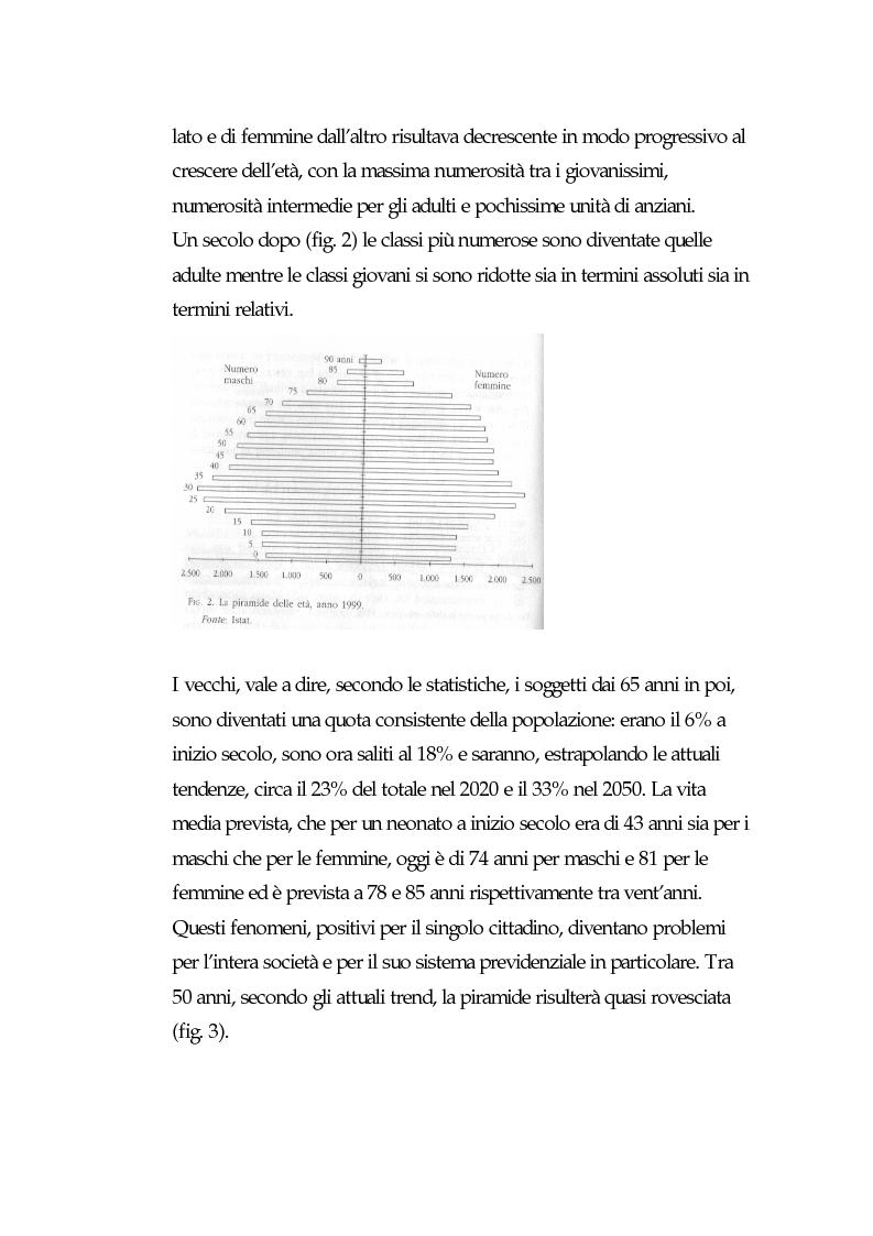 Anteprima della tesi: I fondi pensione: finora e in futuro, Pagina 6