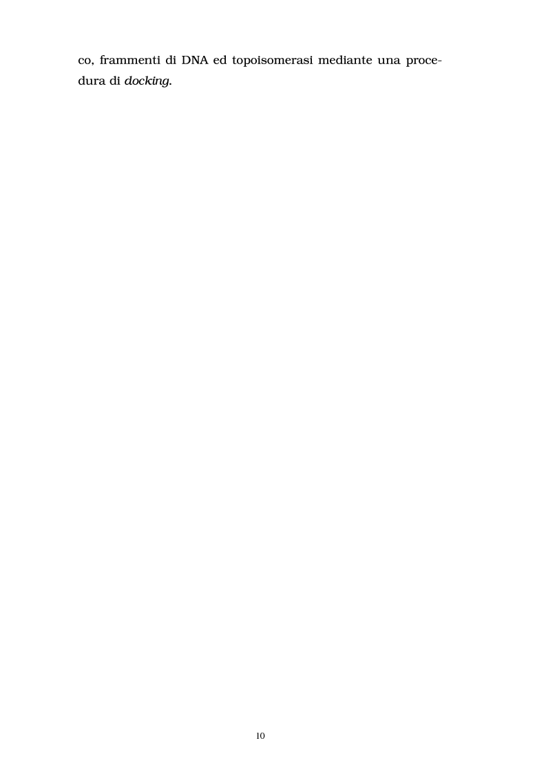 Anteprima della tesi: Studio delle proprietà energetiche e molecolari di sistemi chimici di interesse biologico con metodi teorico-computazionali, Pagina 4
