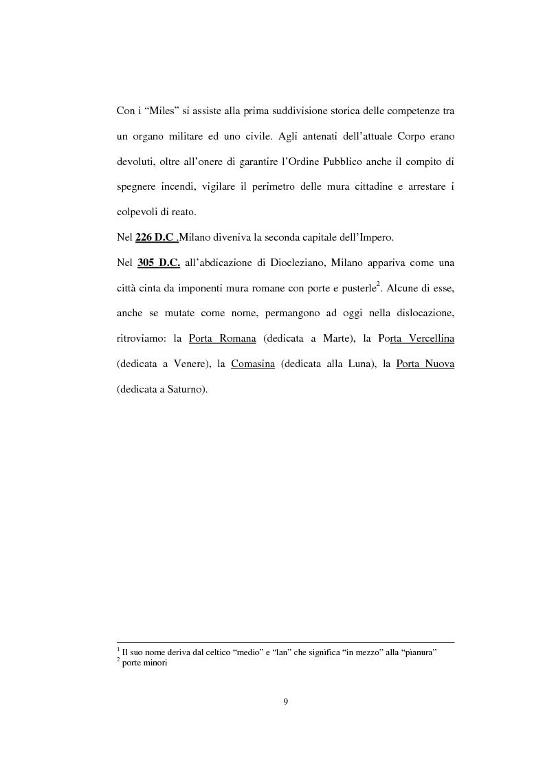 Anteprima della tesi: Sicurezza e comunità: il vigile di quartiere, Pagina 4