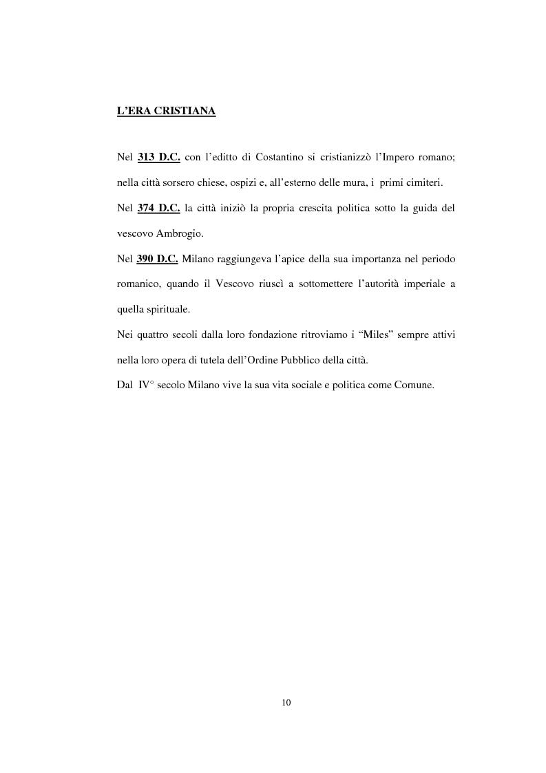 Anteprima della tesi: Sicurezza e comunità: il vigile di quartiere, Pagina 5
