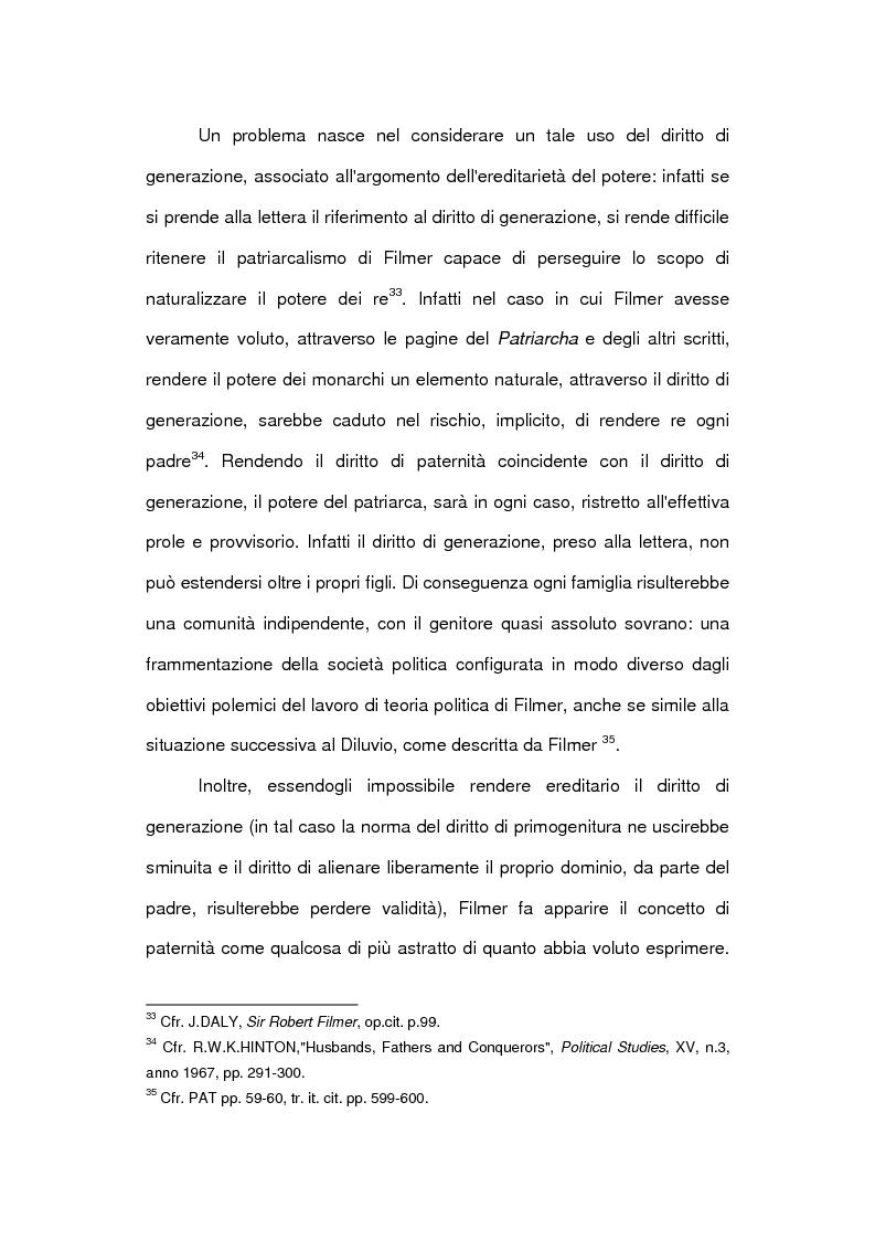 Anteprima della tesi: La famiglia e lo stato: il Patriarcha di Robert Filmer, Pagina 14
