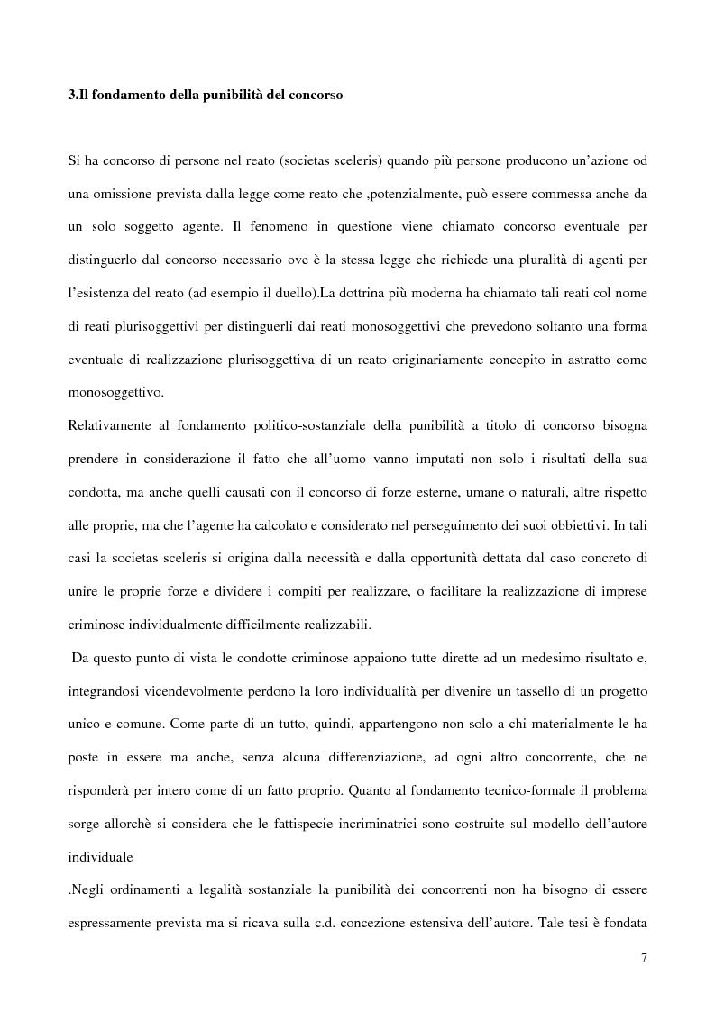 Anteprima della tesi: Il concorso esterno all'associazione mafiosa, Pagina 3
