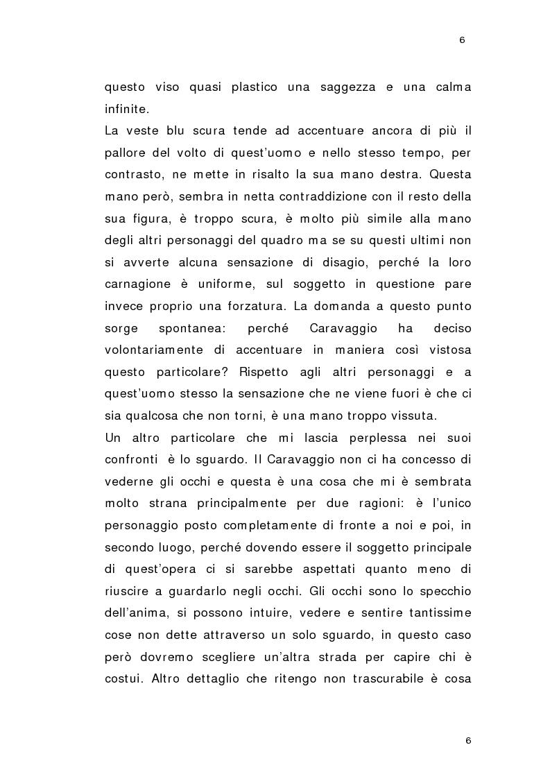 Anteprima della tesi: La verifica empirica del modello di economia dell'arte, Pagina 6