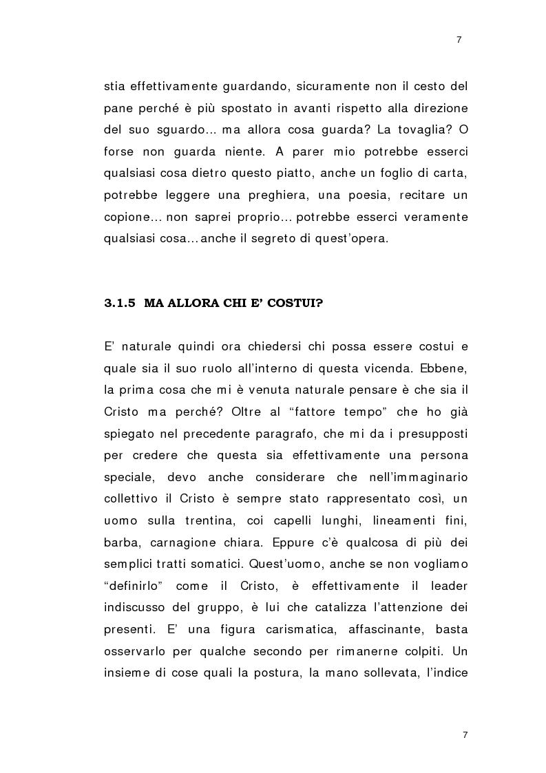 Anteprima della tesi: La verifica empirica del modello di economia dell'arte, Pagina 7