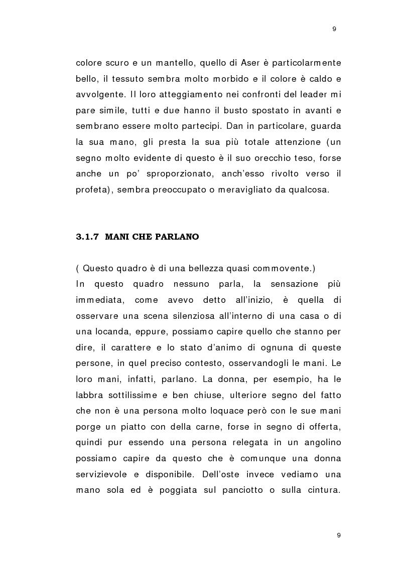 Anteprima della tesi: La verifica empirica del modello di economia dell'arte, Pagina 9