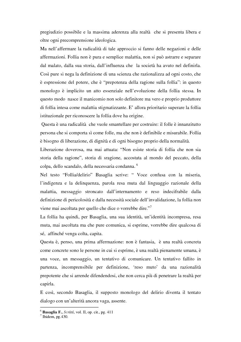Anteprima della tesi: L'eredità basagliana, Pagina 7
