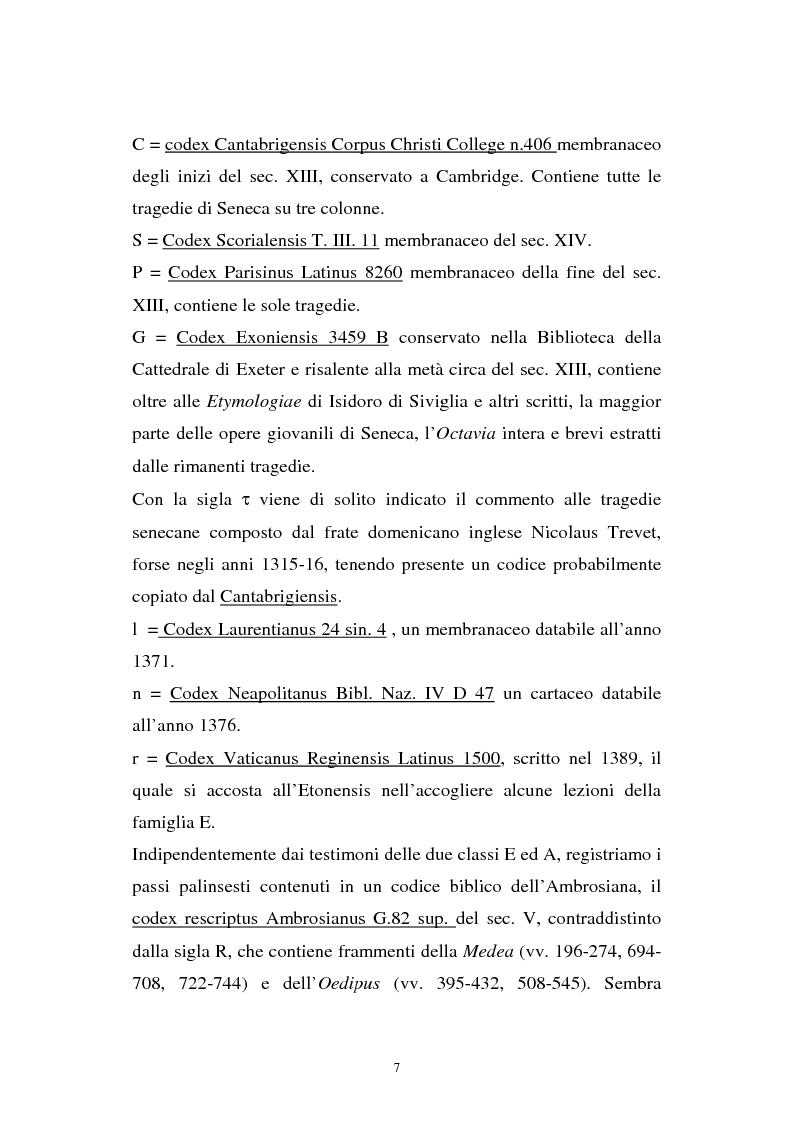 Anteprima della tesi: Ricerche sull'Octavia, Pagina 7