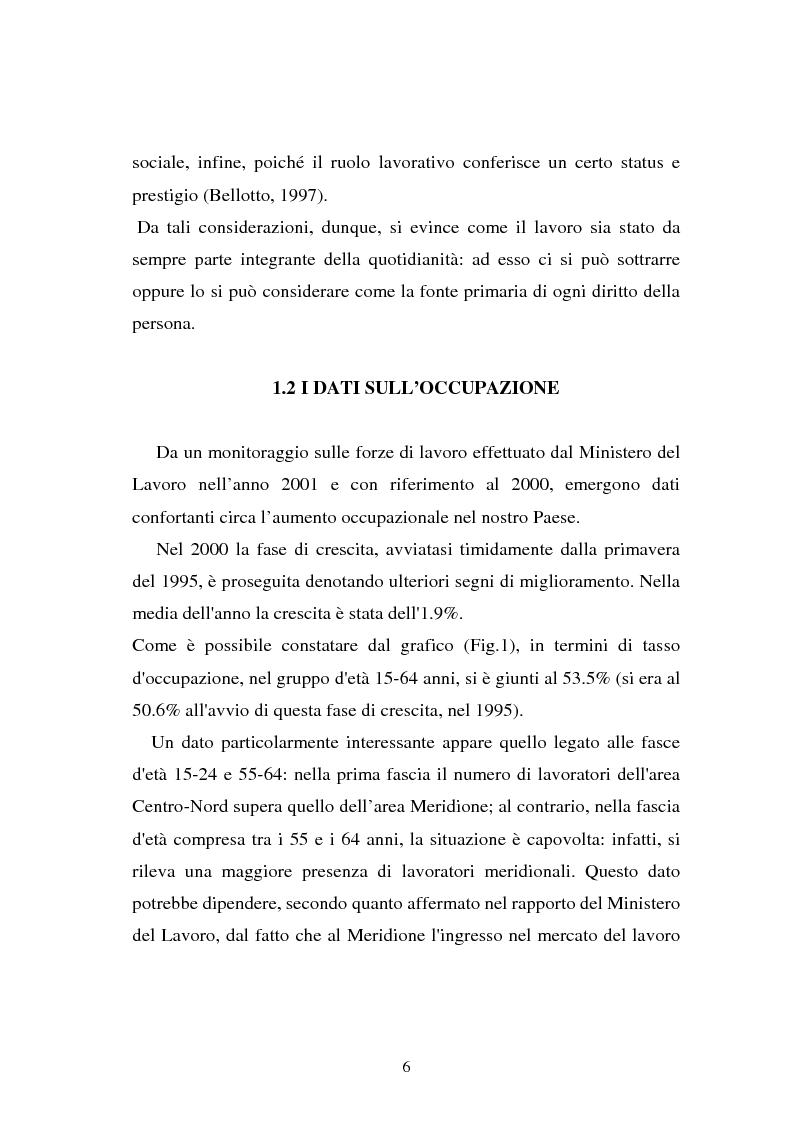 Anteprima della tesi: Flessibilità e mediazione del lavoro temporaneo: un caso aziendale, Pagina 3