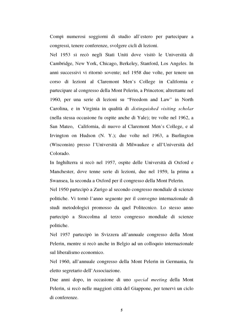 Anteprima della tesi: L'idea di uno stato privo di coercizioni nella filosofia del diritto di Bruno Leoni, Pagina 4