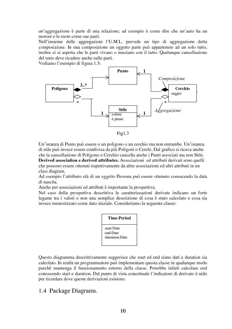 Anteprima della tesi: La modellizzazione di sistemi tolleranti ai guasti con Gspn e Uml e sua applicazione nel progetto Tiran, Pagina 10