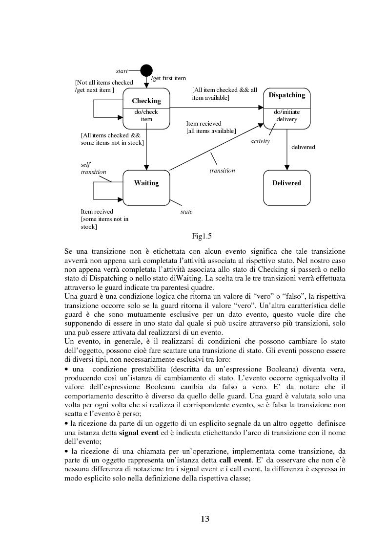 Anteprima della tesi: La modellizzazione di sistemi tolleranti ai guasti con Gspn e Uml e sua applicazione nel progetto Tiran, Pagina 13