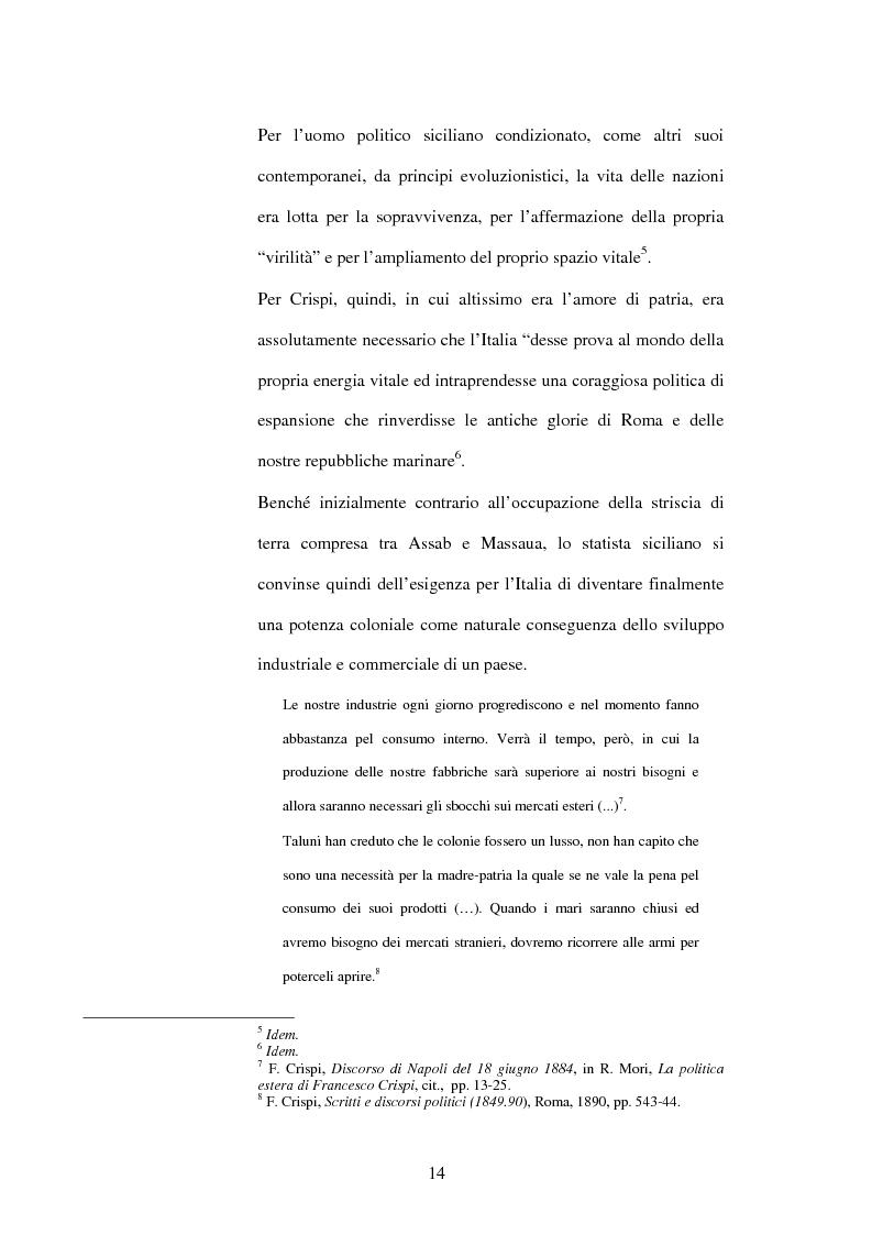 Anteprima della tesi: La Gazzetta del Popolo in età crispina, Pagina 10