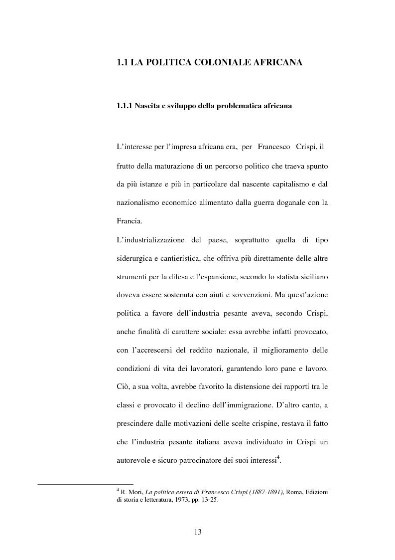 Anteprima della tesi: La Gazzetta del Popolo in età crispina, Pagina 9