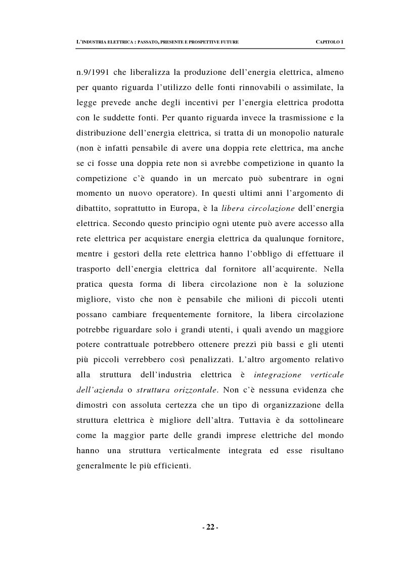 Anteprima della tesi: Sulla qualità del servizio elettrico alle utenze, Pagina 16