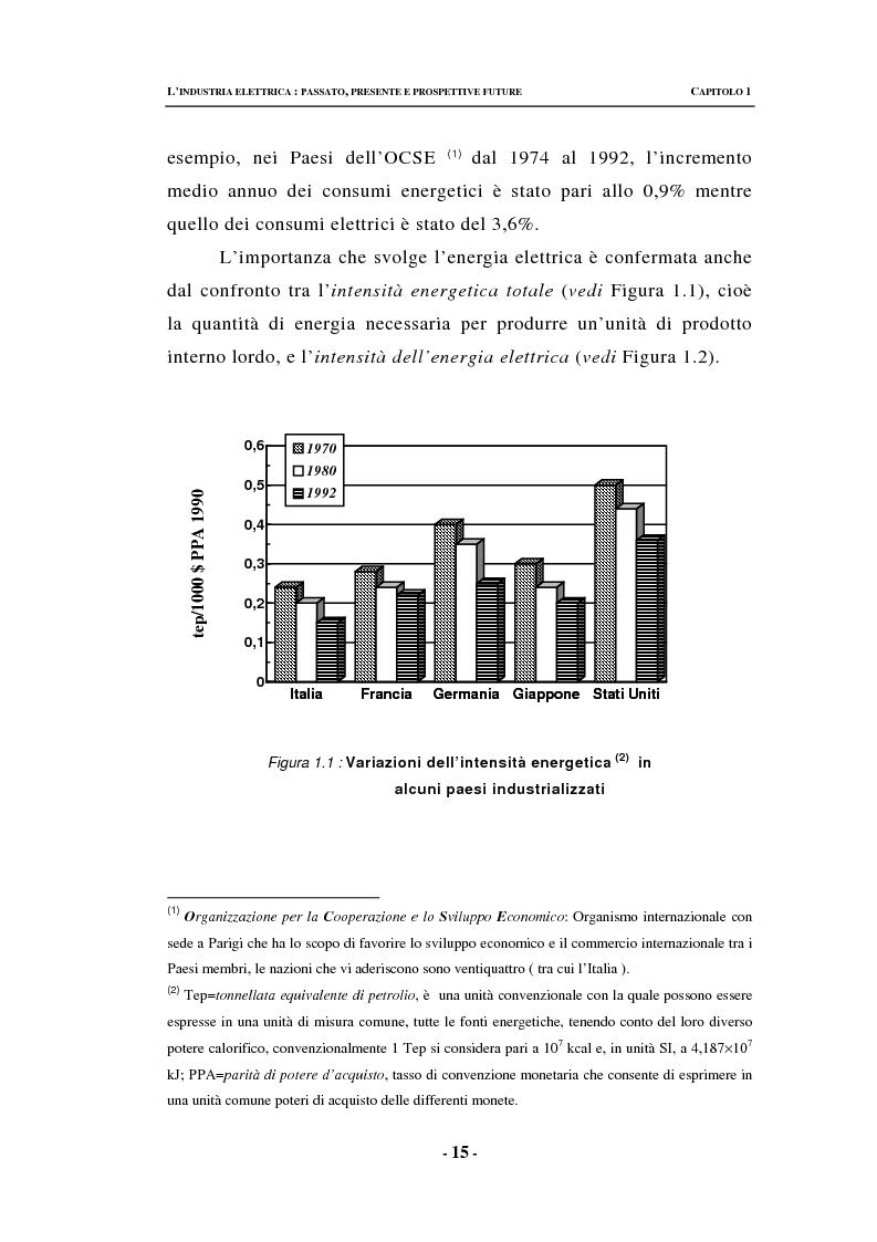 Anteprima della tesi: Sulla qualità del servizio elettrico alle utenze, Pagina 9