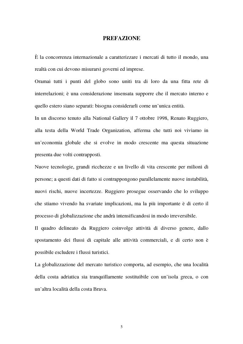Anteprima della tesi: Turismo nei paesi in via di sviluppo: riflessioni sulla crescita economica e i costi sociali, Pagina 1