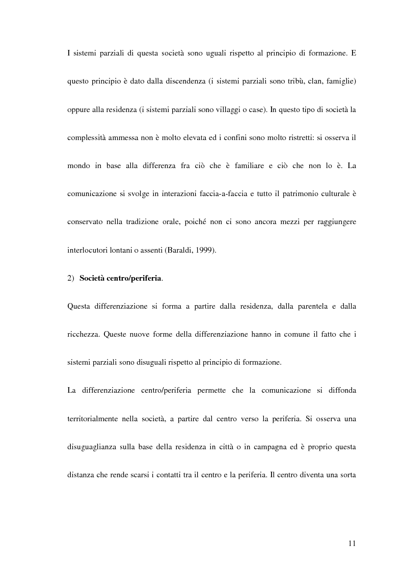 Anteprima della tesi: La comunicazione interpersonale sulle chat, Pagina 11