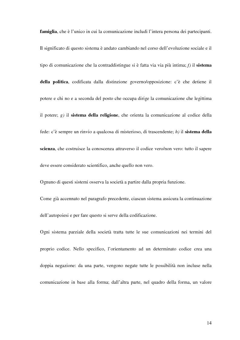 Anteprima della tesi: La comunicazione interpersonale sulle chat, Pagina 14