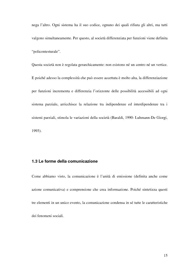 Anteprima della tesi: La comunicazione interpersonale sulle chat, Pagina 15