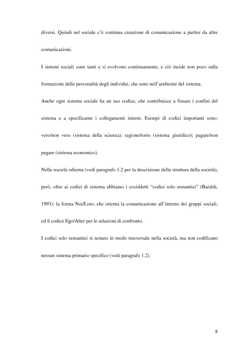 Anteprima della tesi: La comunicazione interpersonale sulle chat, Pagina 8