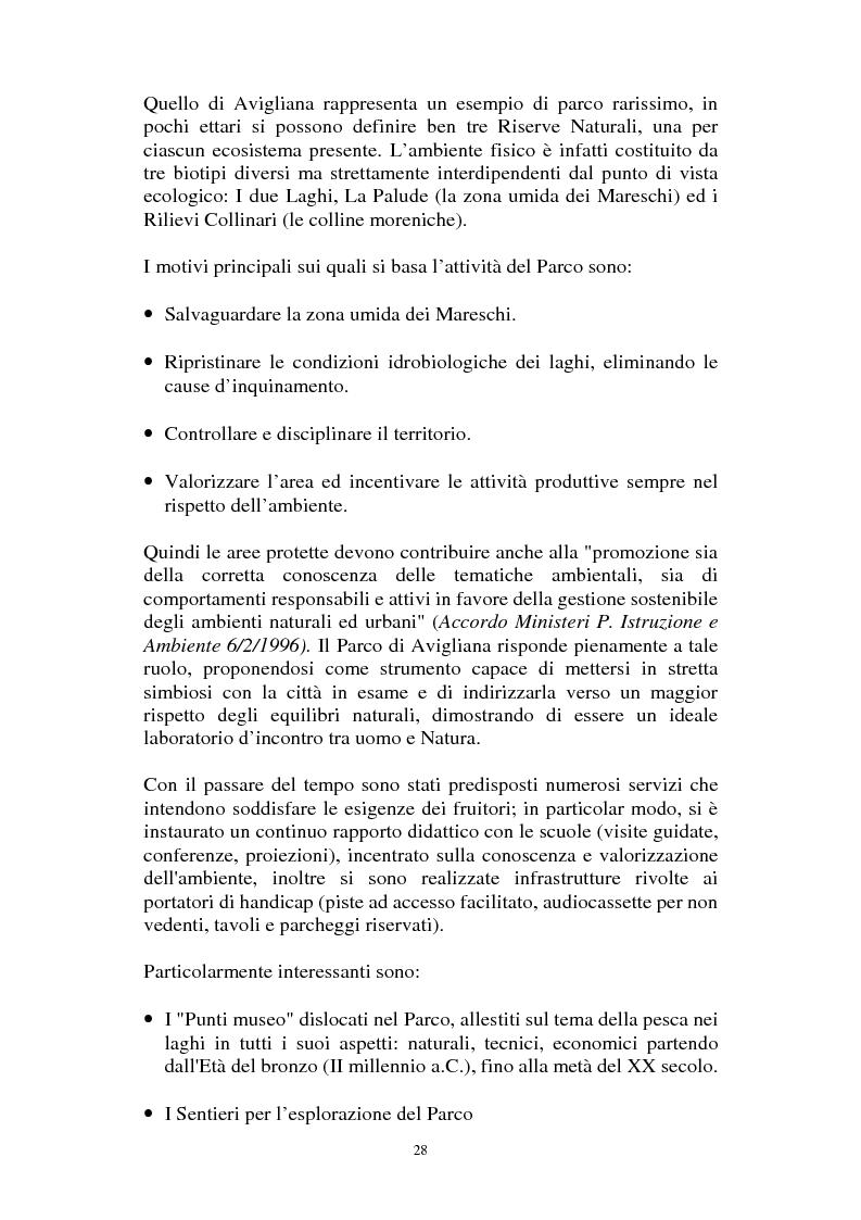 Anteprima della tesi: Il Piano Regolatore Generale di Avigliana (To). Esame della sua formazione, Pagina 15
