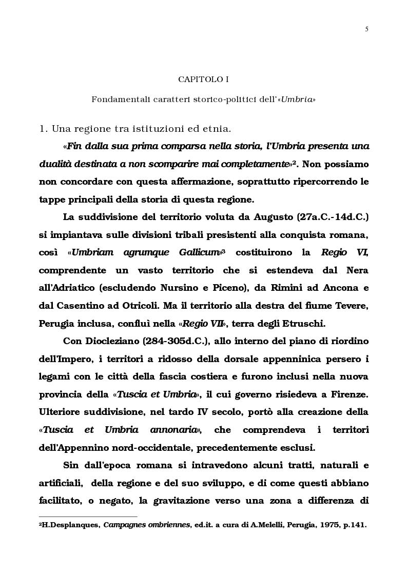 Anteprima della tesi: L'Umbria di Cipriano Piccolpasso, Pagina 3