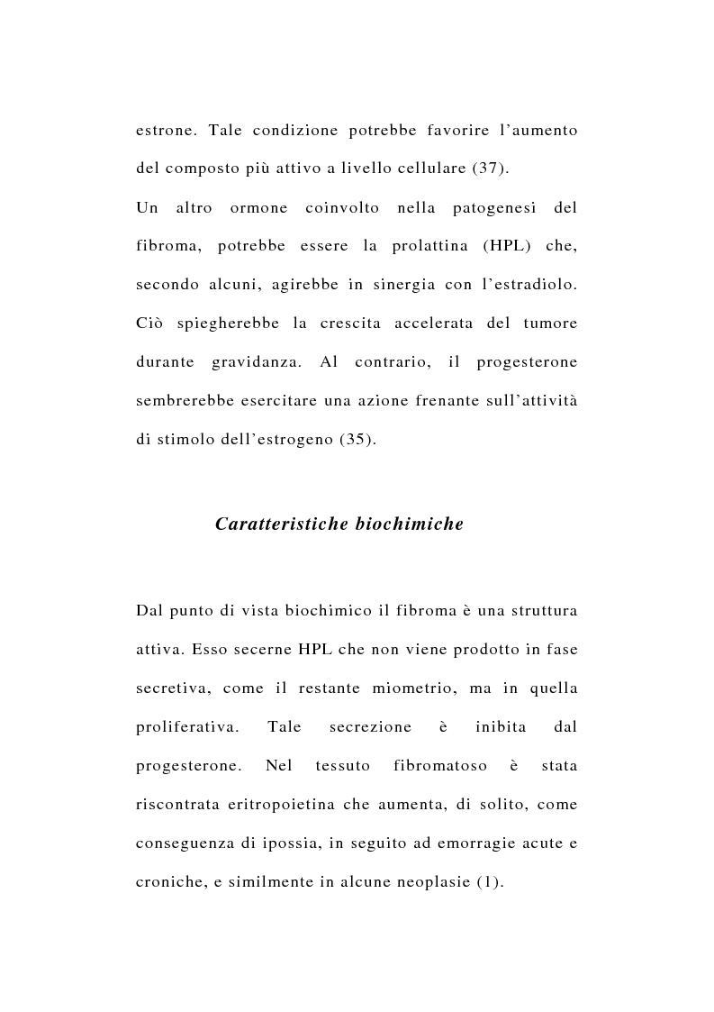 Anteprima della tesi: Risultati morfologici, funzionali e soggettivi degli interventi conservativi dell'utero, Pagina 6