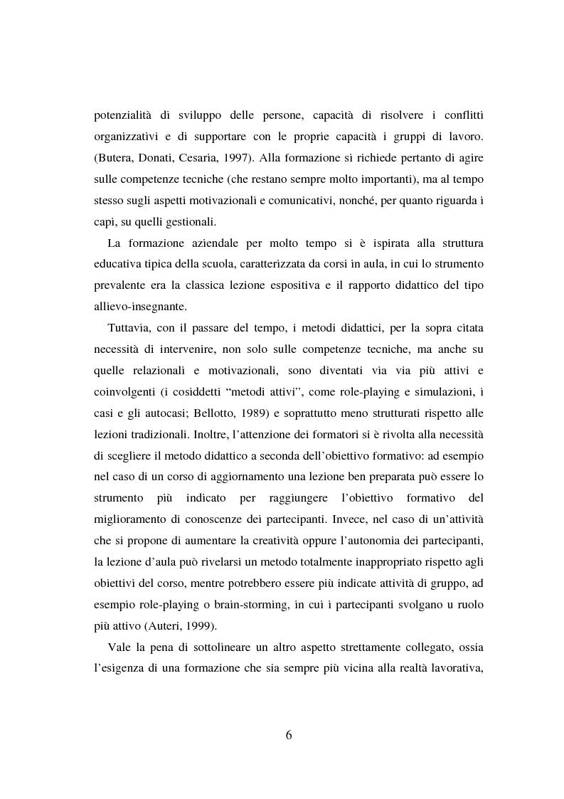 Anteprima della tesi: Counseling e coaching per la formazione dei manager: l'esperienza di Bayer, Pagina 4