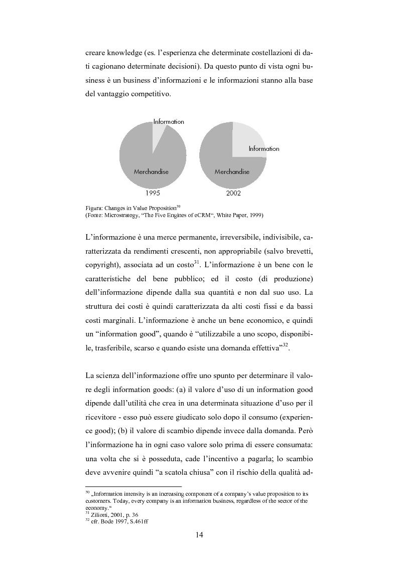 Anteprima della tesi: The One-Customer-Segment: la personalizzazione come fattore critico di successo dei servizi su Internet, Pagina 6