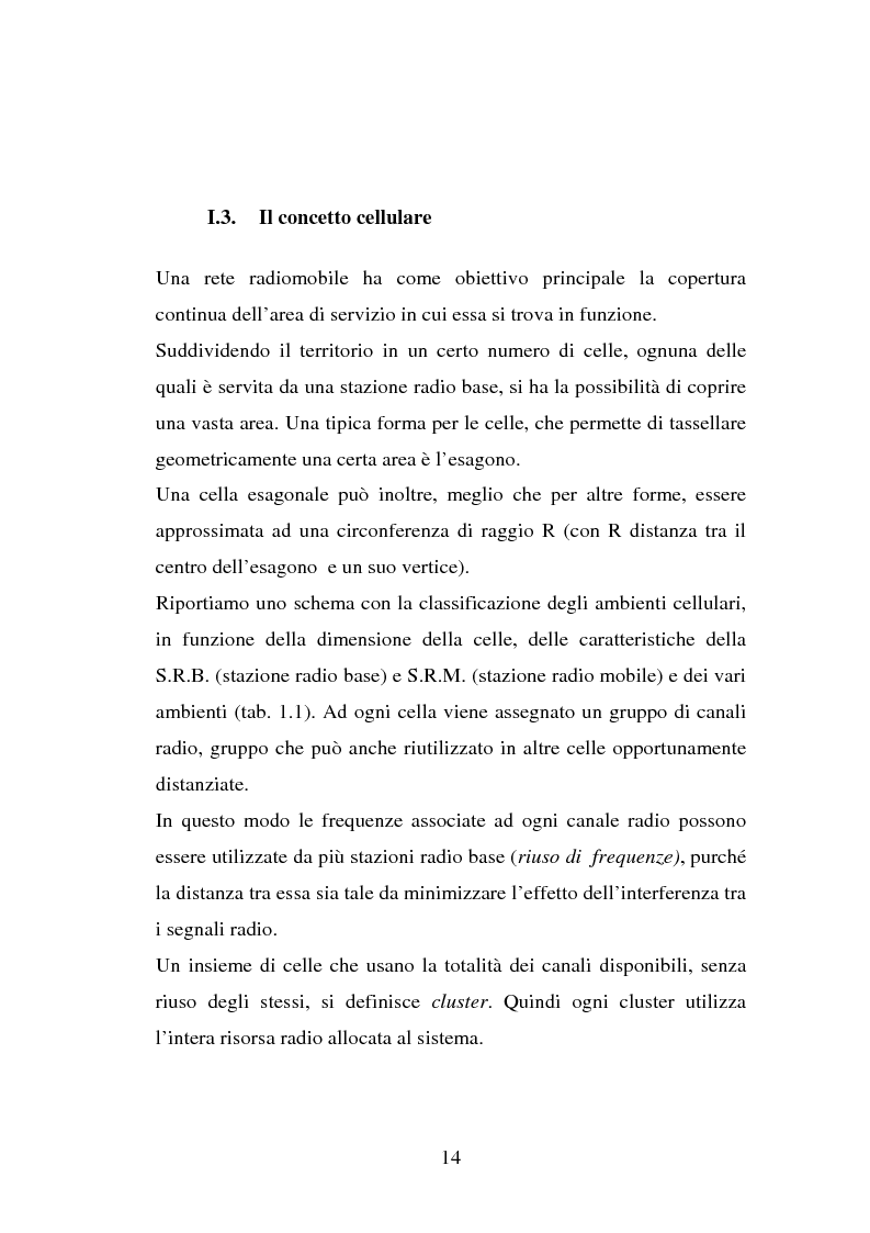 Anteprima della tesi: Sviluppo ed implementazione software di metodi UTD ray-tracing di previsione di propagazione elettromagnetica nel campo della telefonia cellulare in ambiente urbano, Pagina 13