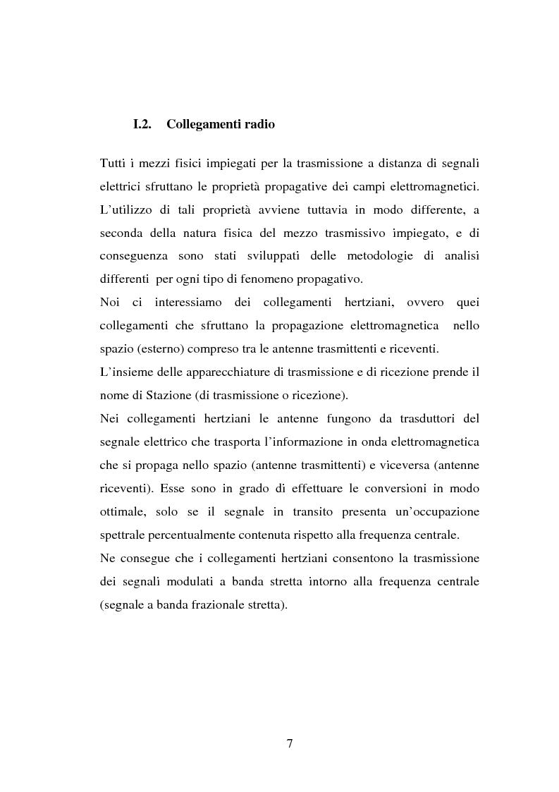 Anteprima della tesi: Sviluppo ed implementazione software di metodi UTD ray-tracing di previsione di propagazione elettromagnetica nel campo della telefonia cellulare in ambiente urbano, Pagina 6
