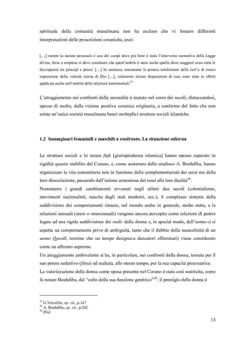 Anteprima della tesi: Hiv e Aids in Egitto: materiali per la prevenzione. Un approccio culturale, Pagina 13