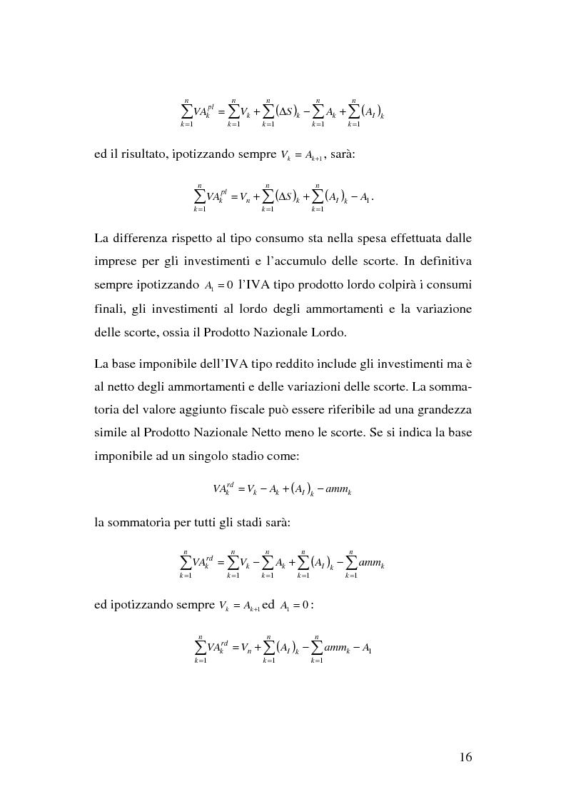 Anteprima della tesi: I problemi del regime definitivo Iva nell'Unione Europea, Pagina 10