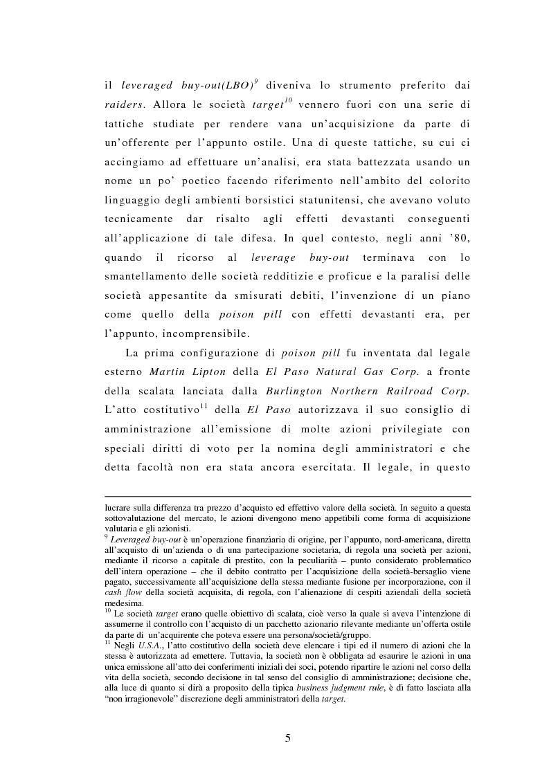 Anteprima della tesi: Poison Pills, Pagina 5